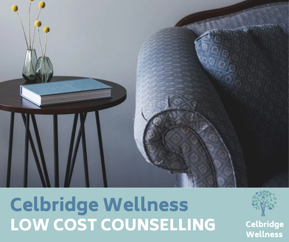 Celbridge Counselling Low Cost Service